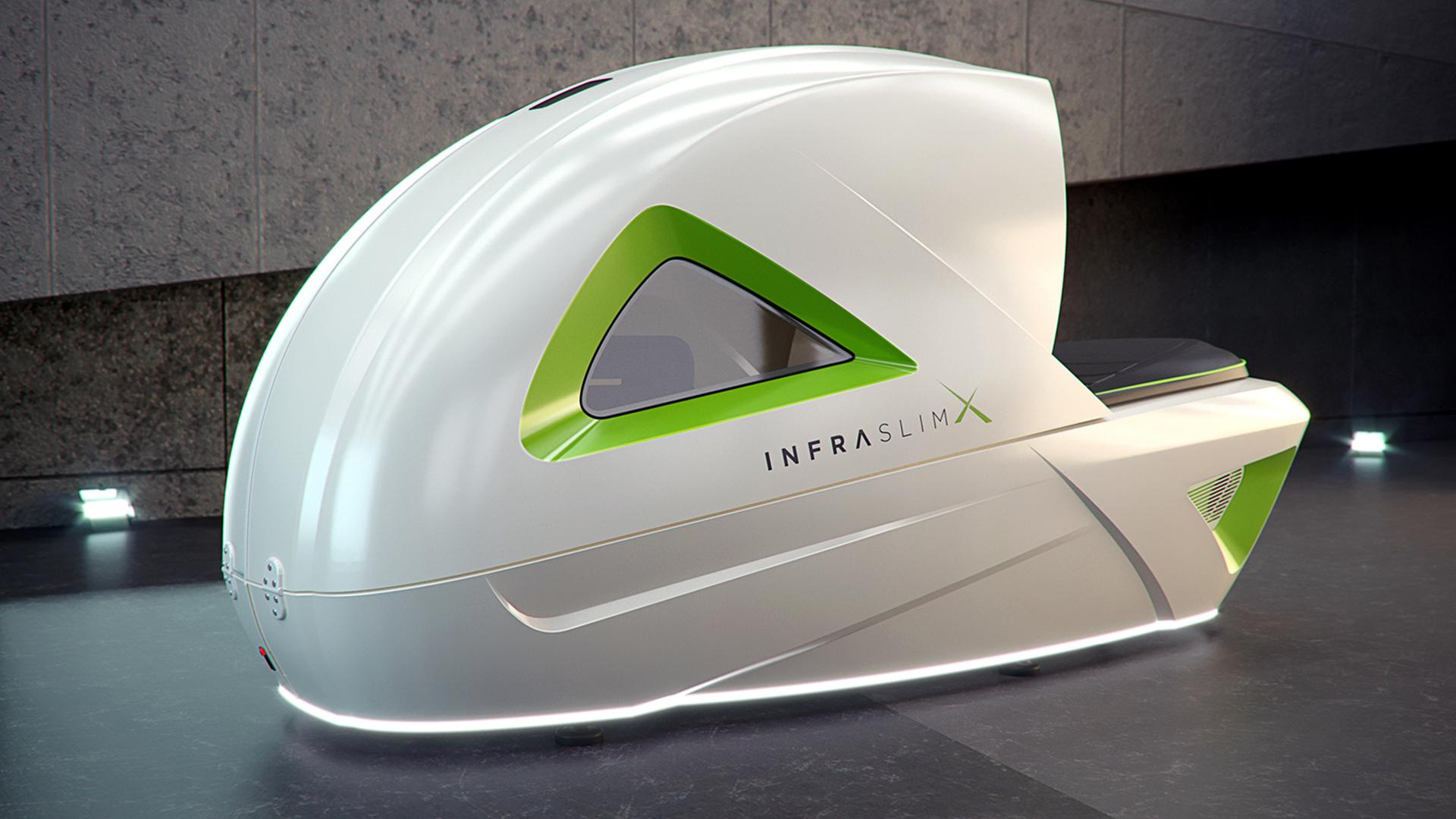 infrashape gép